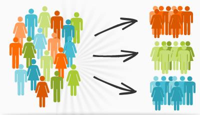 segmentação de leads