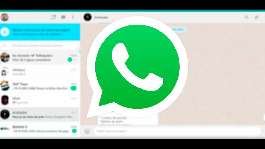 utilize o whatsapp web